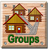 Group pet friendly rental cabins