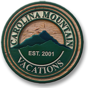 Official Carolina Mountain Vacations logo