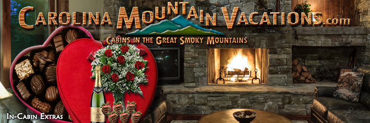 Guest Services and Custom Vacations for all cabins at Carolina Mountain Vacations