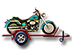 Motorcycle & Trailer Accessible :