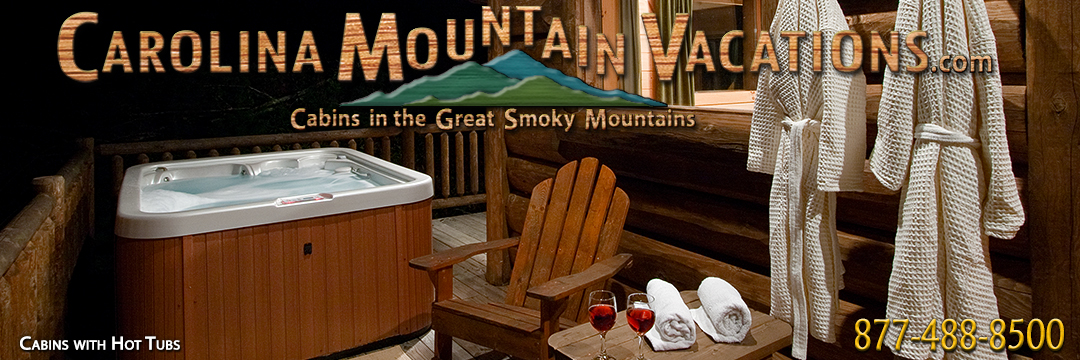 Hot Tubs At Nc Mountain Rental Cabins Managed By Carolina